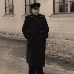 Лысенко Павел Тимофеевич в форме