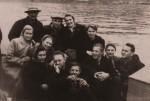 Фото свадьбы Горбуновых на озере Байкал.