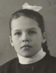 Филиппова Нелли Павловна. Фото сделано в 1963 г.